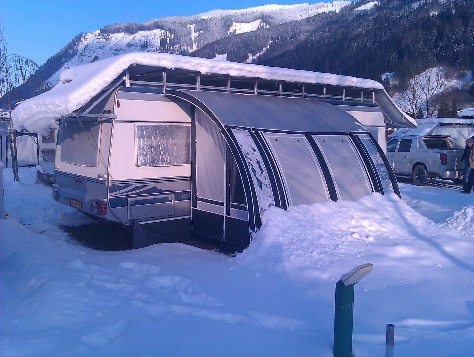 Aronde Wintervorzelte Markise Wohnwagen