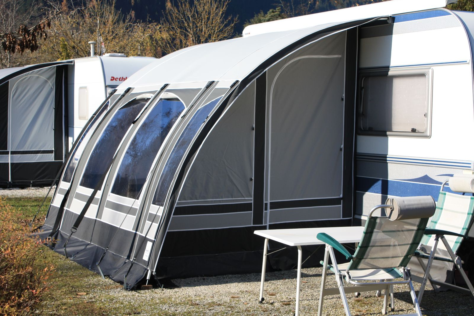 Winter Zelte Markise Camper