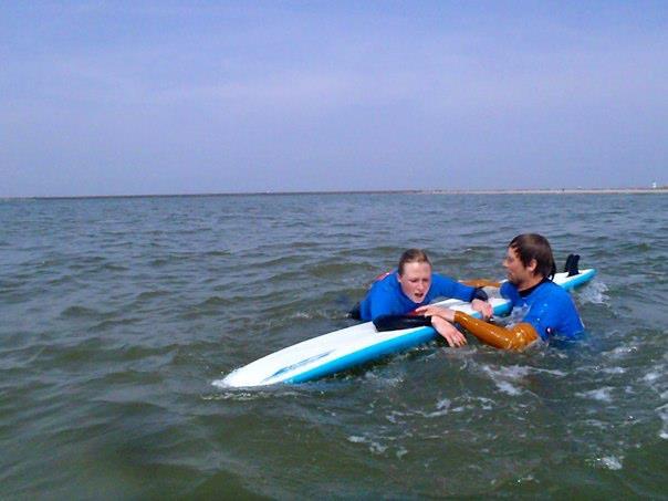 Zwemmend Redden voor  Strand (ZRS)