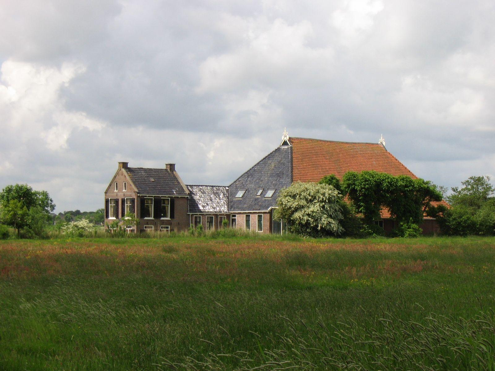 Vakantiewoningen friesland for Woonboerderij te huur gelderland