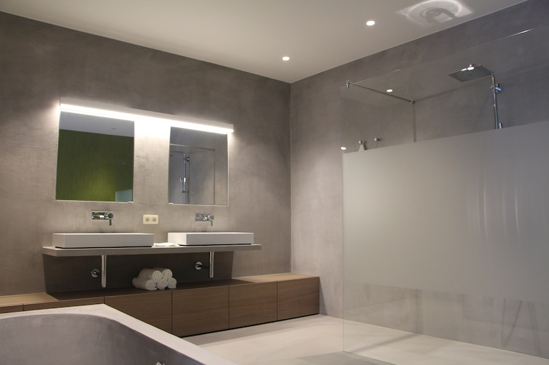 Betonlook Muur Prijs : Natuurlijke betonvloeren design vloer betonlook vloeren