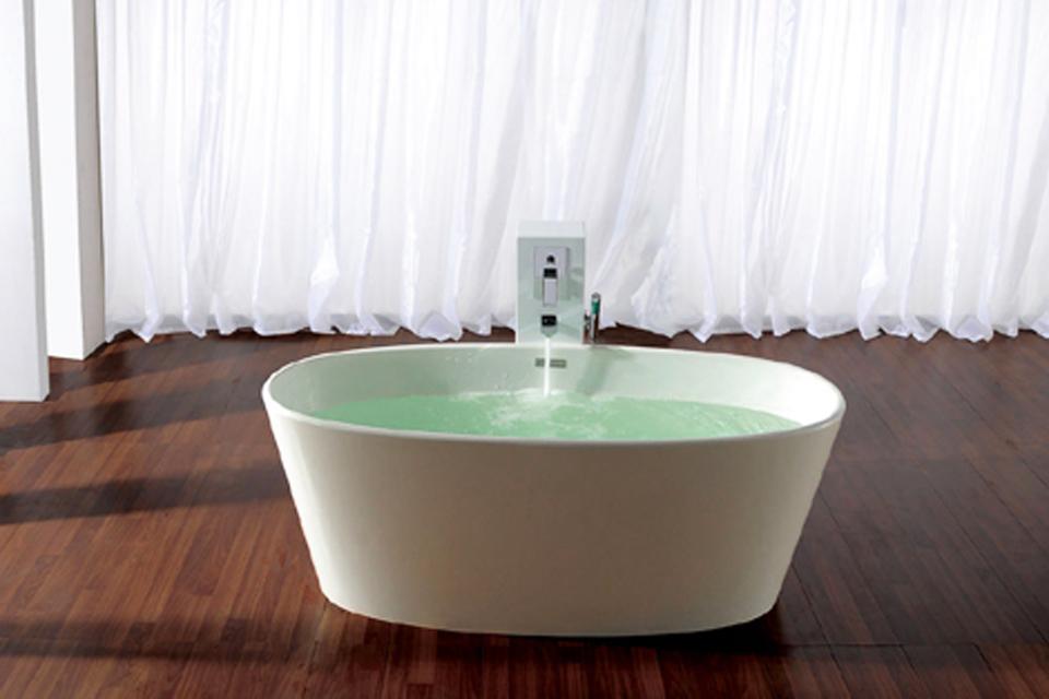 Vrijstaand bad klein 072708 ontwerp inspiratie voor de badkamer en de kamer inrichting - Kamer klein bad ...
