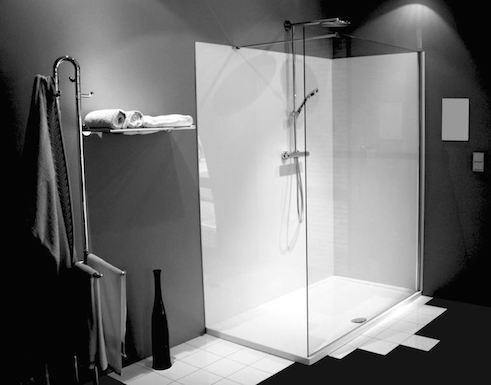 naadloze douchemuren | bubbles & co is dé specialist in het, Badkamer