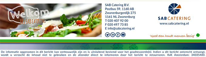 SAB catering