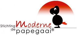 Logo Stichting de Moderne Papegaai