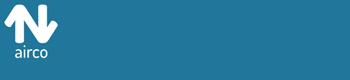 Logo Nijkamp Airco, Specialist in koud en warm klimaatbeheer.
