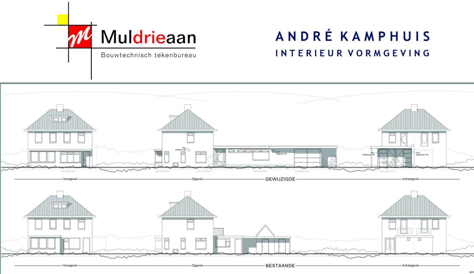 Samenwerking met muldrieaan andre kamphuis interieur vormgeving - Renovateer een huis van de jaren ...