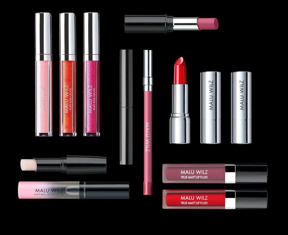Lipstick Lipgloss Lipbalm