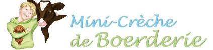 Logo Minicreche de Boerderie