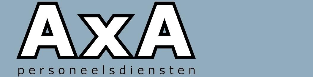Logo AxA personeelsdiensten