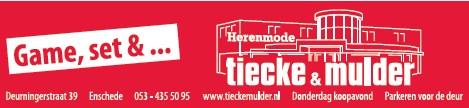 Herenmode Tiecke & Mulder