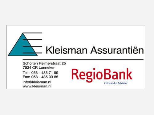 Regiobank / Kleisman Assurantiën