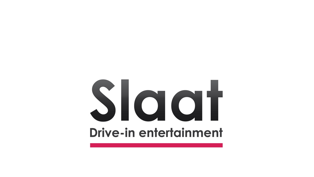 Slaat Drive-in entertainment