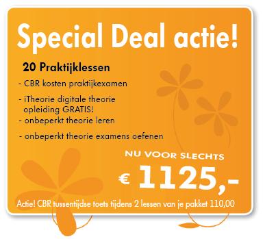 Special Deal Actie tijdelijk 1125,00