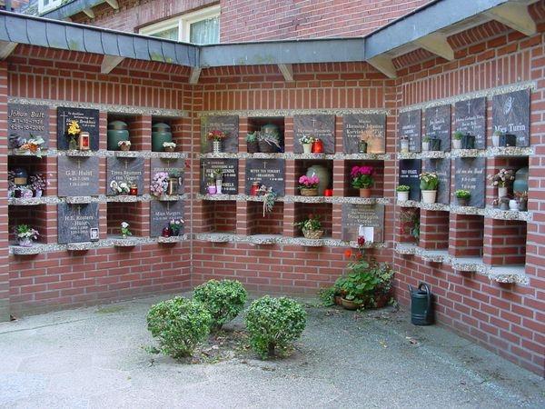 Colombarium kerkhof Lonneker
