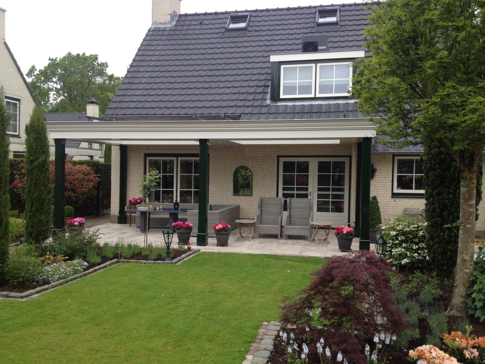 Uitbreiding woonhuis met serre