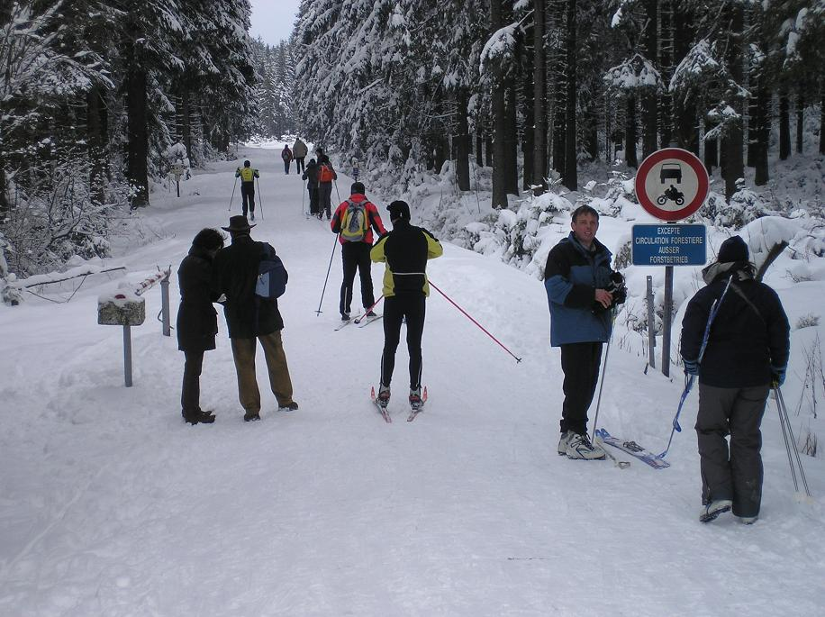 Wintersport MOMENTEEL ALLES GESLOTEN