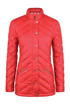 Dubarry dames jas Binchy Red