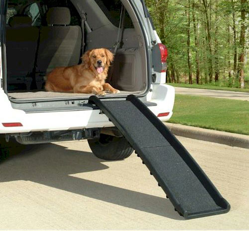 UltraLite Bio-fold Pet Ramp Loopplank