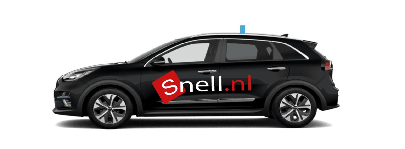 Snell.nl gaat Electrisch rijden