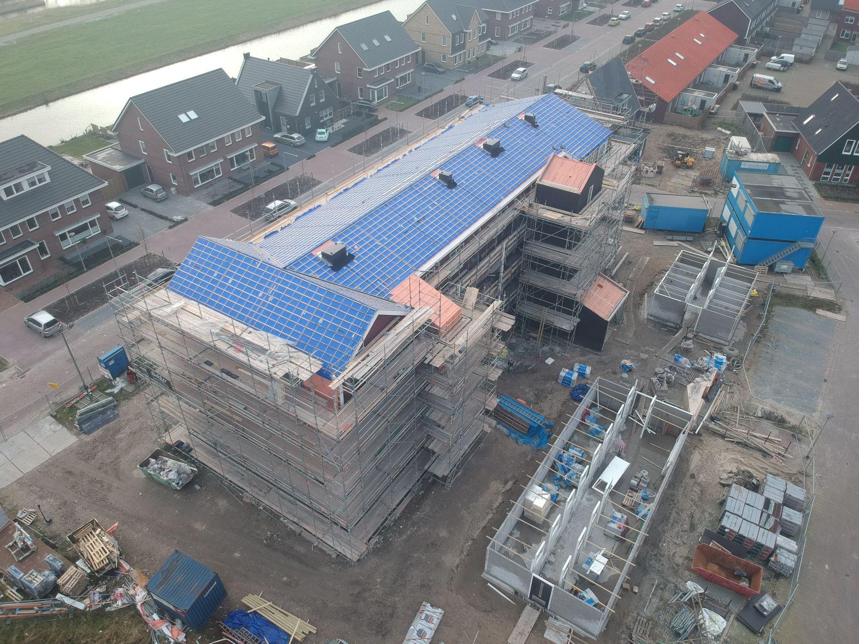 24 appartementen in Broek op Langedijk