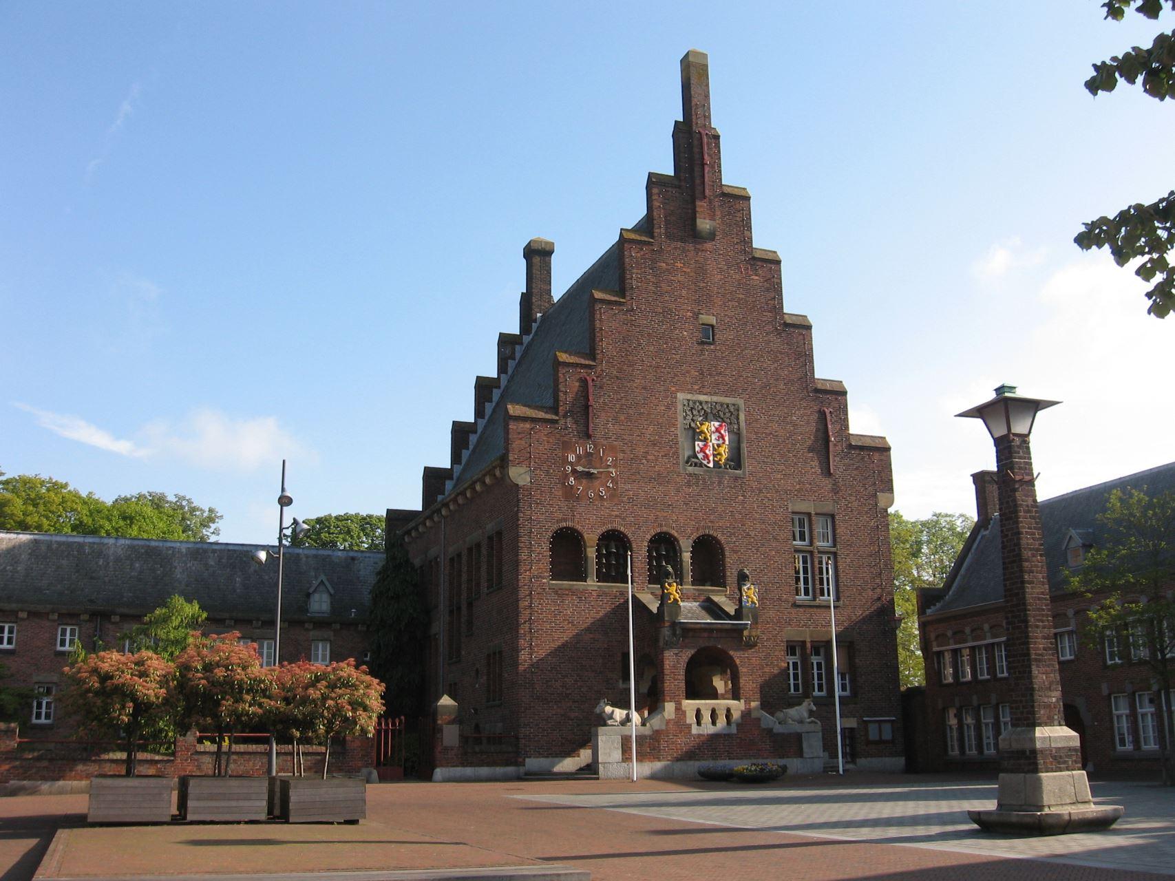 Raadhuis van de Gemeente Waalwijk