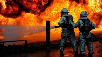Resque Machines  & Brandweer kleding