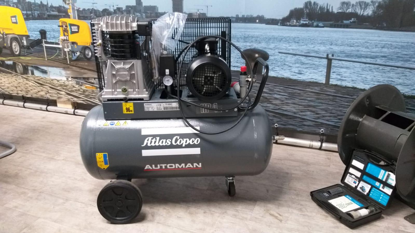 Atlas Copco AC40E90