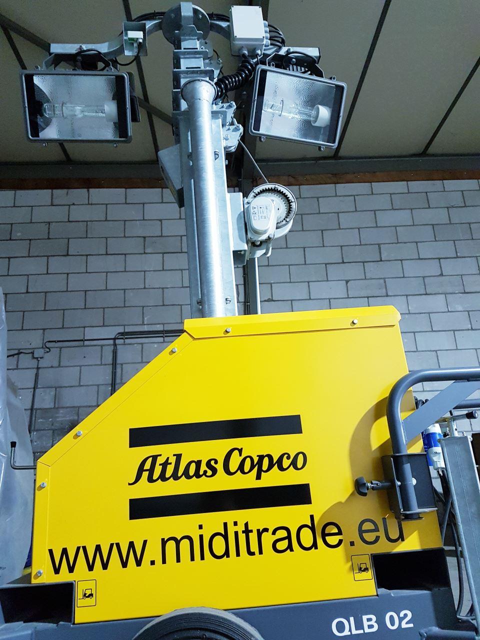 Atlas Copco QLB 02
