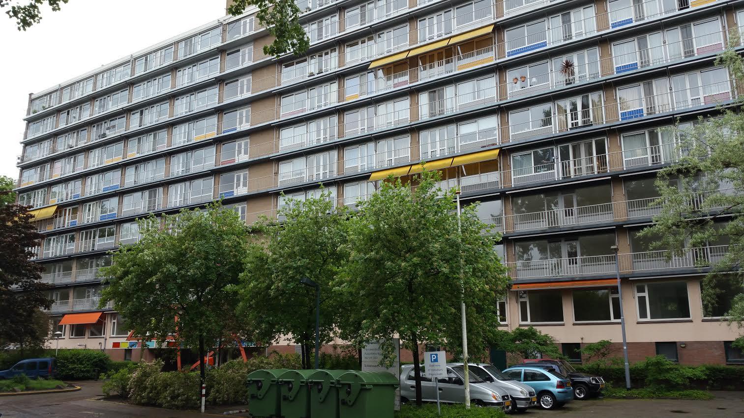 Fire proof solutions wint aanbesteding voor renovatie for Kamerverhuur rotterdam