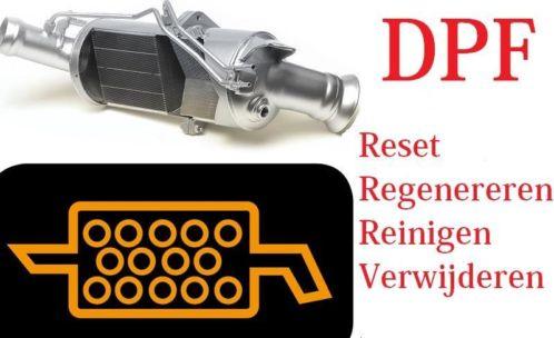 Roetfilter DPF EGR reinigen of verwijderen | STM-Tronic