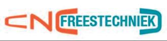 Freesgereedschappen en freesadvies