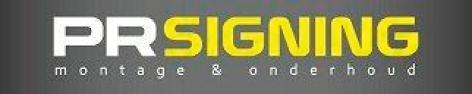 montage en onderhoud voor de sign branche
