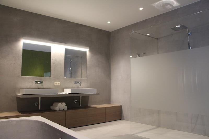 Woonkamer Met Beton : Design betonvloer stoere en unieke design betonvloer