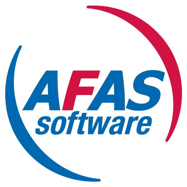 Website van Afas software