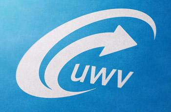 Website van het UWV