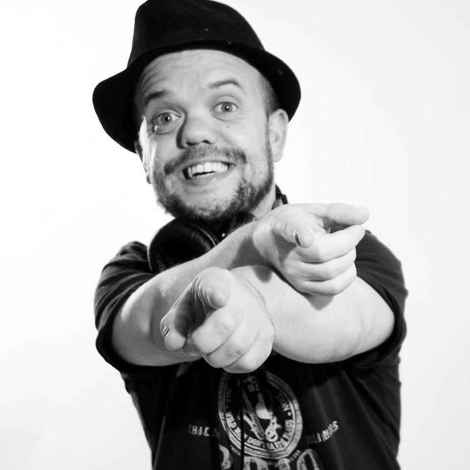 DJ Timmie promofoto