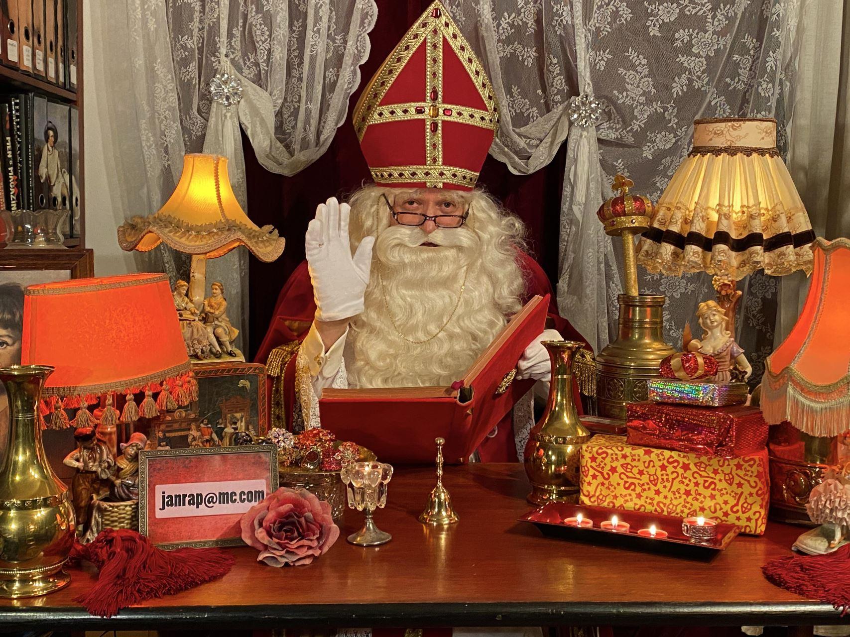 Ronnie_Ruysdael_Sinterklaas