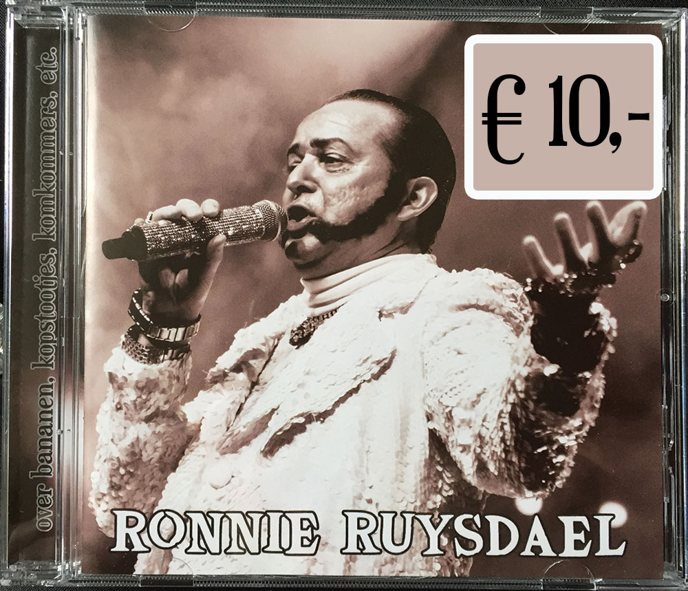 Ronnie_Ruysdael_CD_Album