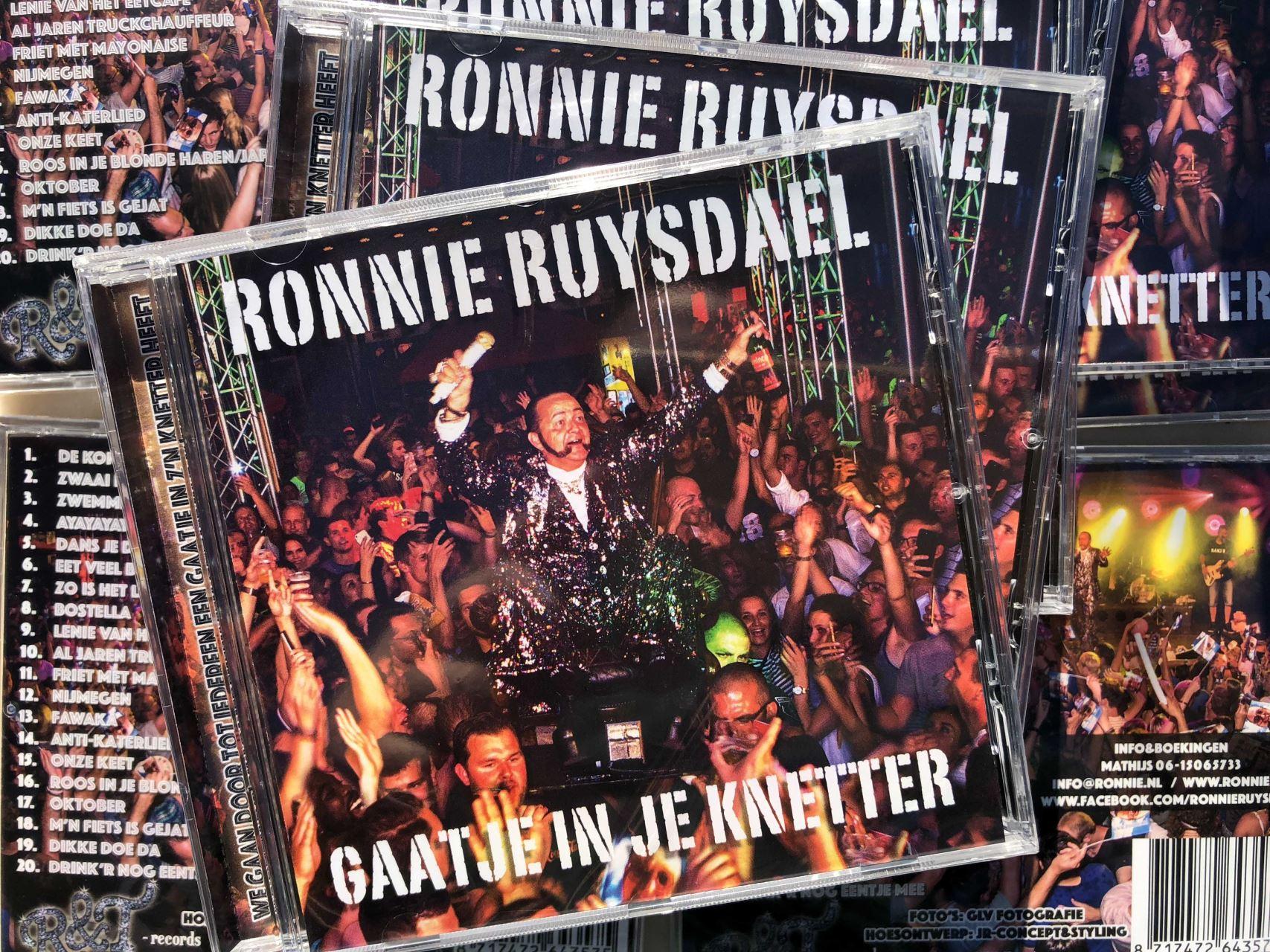 Ronnie_Ruysdael_Gaaje_in_je_knetter