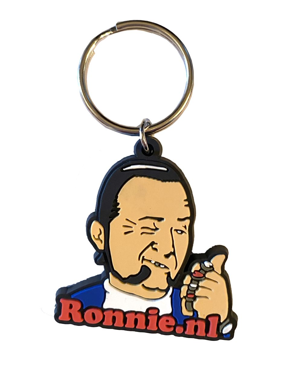 Ronnie_Ruysdael_Sleutelhanger