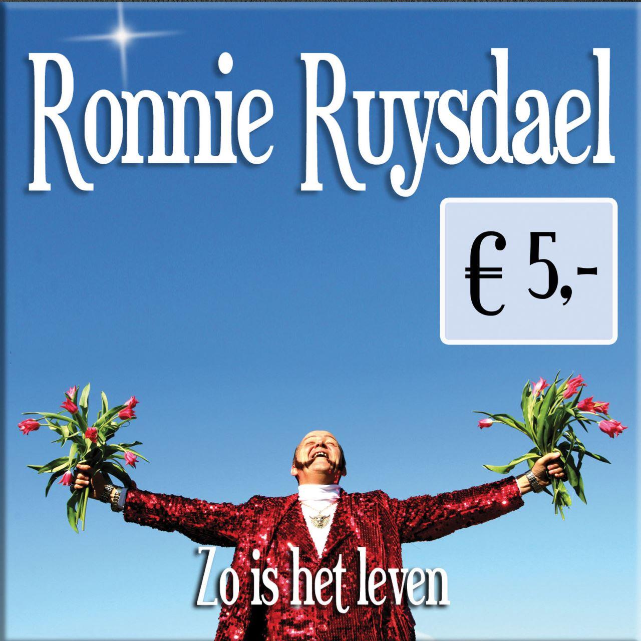 Ronnie_Ruysdael_Zo_is_het_leven