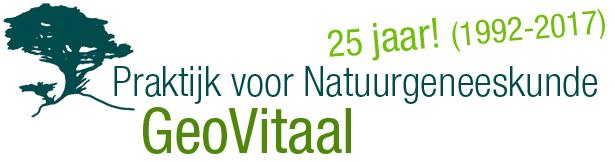 Logo Praktijk voor Natuurgeneeskunde GeoVitaal