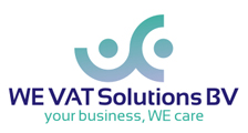 Logo WE VAT Solutions BV