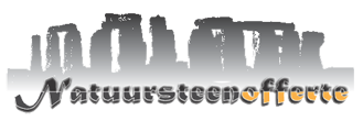 Logo Natuursteenofferte