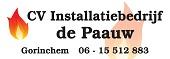 CV Installatiebedrijf de Paauw 06-15512883