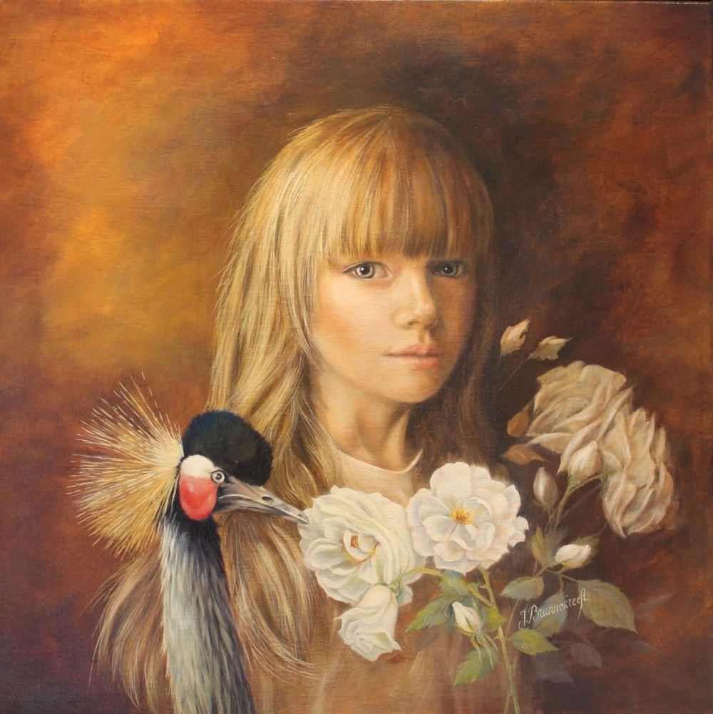 Workshop portret schilderen