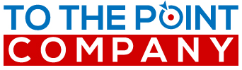 Logo To The Point Company