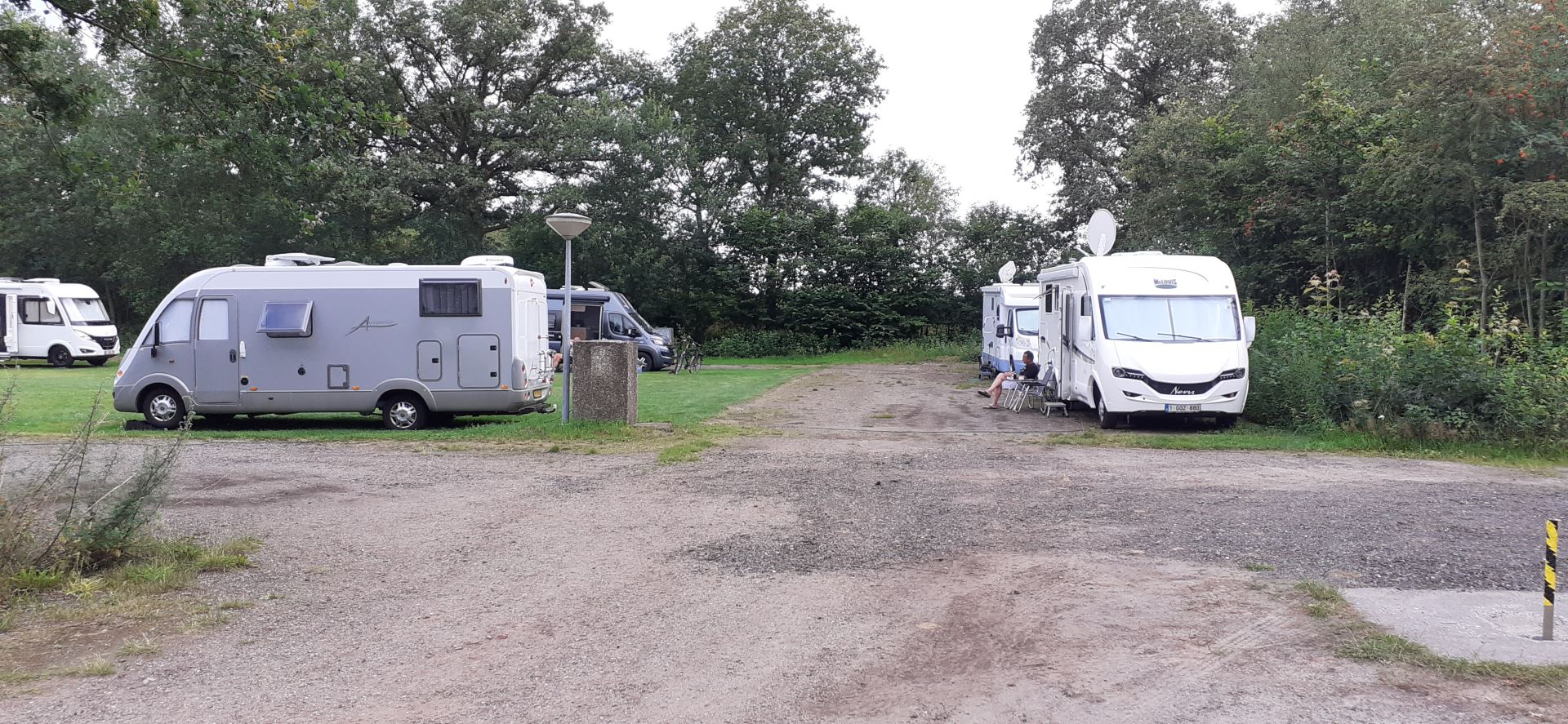 Camper NKC-Lid