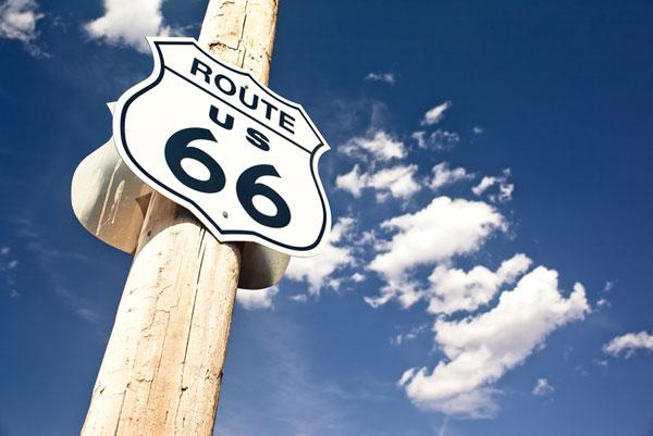 route66 menu